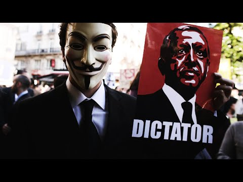 Anonymous - Message to the Citizens of Turkey