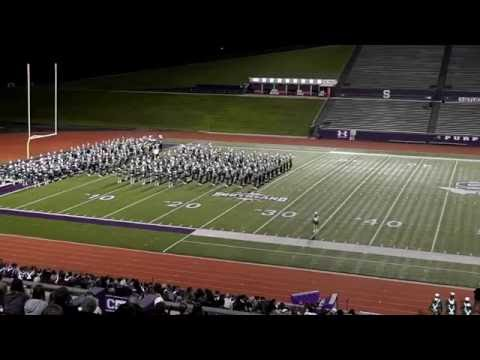 Longview High School Band 2016 - UIL Region 21 Marching Contest