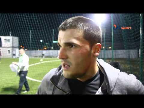 Interview for BGsport.bg with Kiril Stoichkov from Blizoo-Kazan