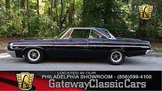 1964 Dodge Polara, Gateway Classic Cars Philadelphia - #221