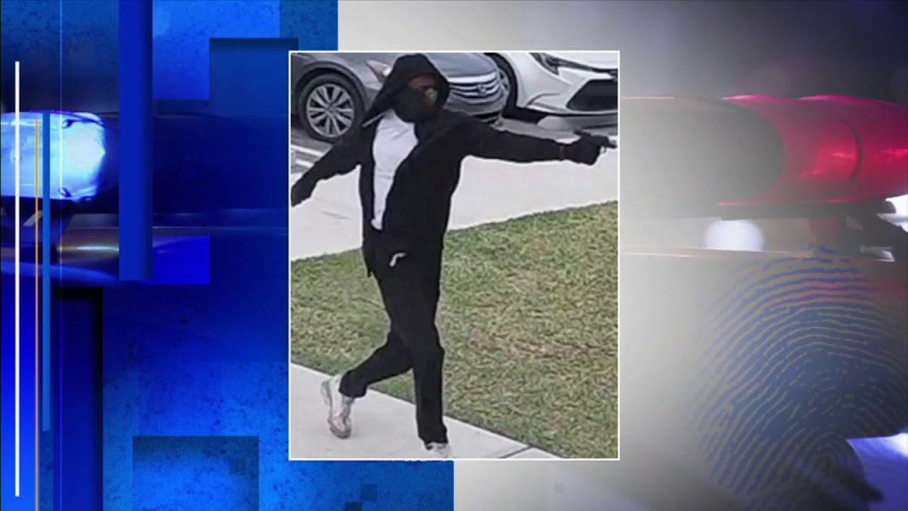 Police release photo of suspect who gunned down young mother in front of child