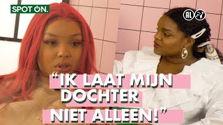 LATIFAH over MOTHERHOOD en haar DOCHTER  | Spot On