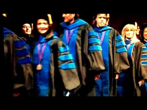 Capella University Graduation Procession
