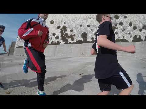 SPORT KARATE COALITION 24 09 2017 NEW HEAVEN COACH AND ASSISTANT COACH TRAINING BY THE SEA