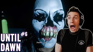 This Game Is SADISTIC (huge jumpscare) | Until Dawn (#6)