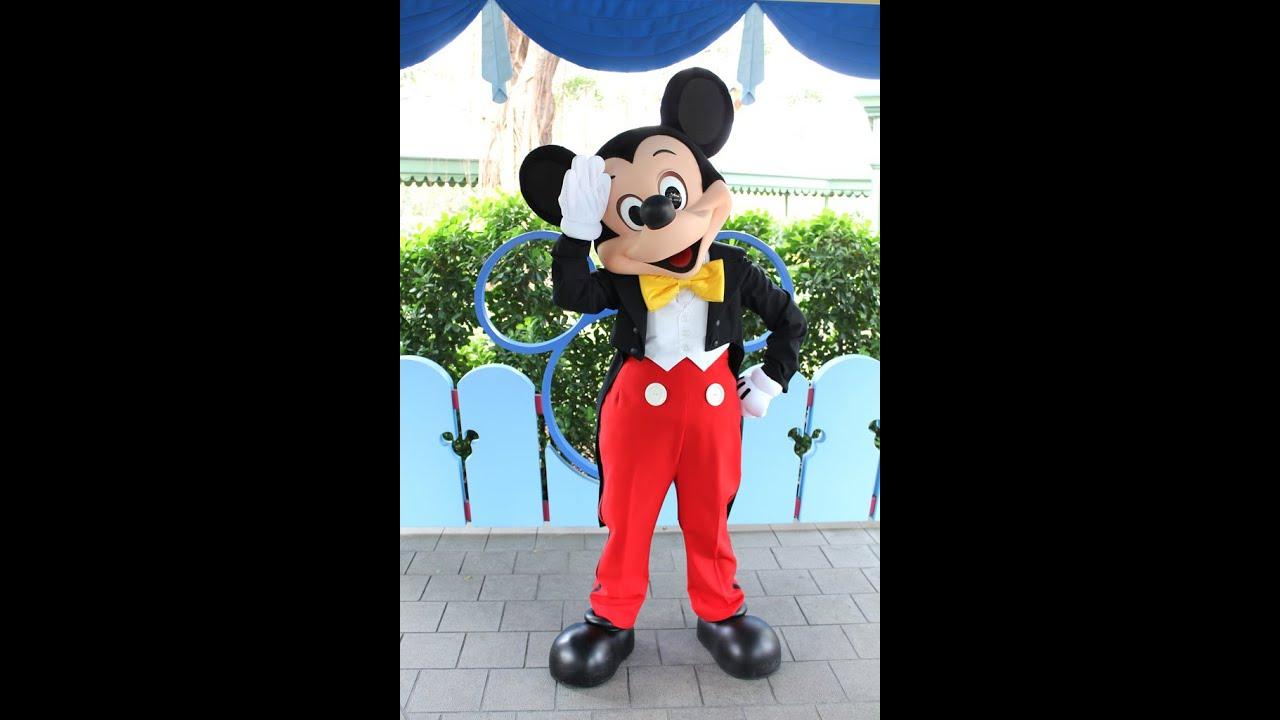 Mickey Mouse DISFRAZ CASERO y ECONÓMICO - YouTube