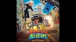 [PS2 Longplay 006] Monsters VS Aliens (Part 1  OF 5)