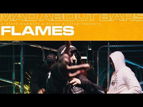 Flames - Mad