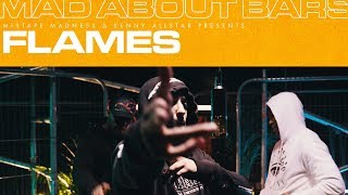 Flames - Mad About Bars w/ Kenny Allstar [S4.24] | @MixtapeMadness Resimi