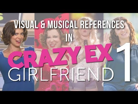 Visual & Musical References In Crazy Ex Girlfriend (Season 1)