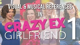 Crazy Ex Girlfriend Musical Theater References