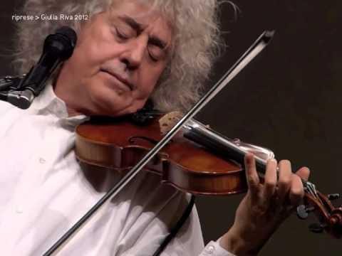 Angelo Branduardi La pulce d'acqua LIVE 1 ottobre 2012 Bologna