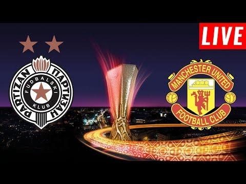 Партизан Манчестер Юн прямой эфир.Partizan Belgrado-Manchester United Live.Стрим. Value