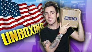 Not So Bookish American Unboxing
