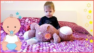 Leo Pretend Play Teddy Bear 😇| Nursery Rhymes Playlist
