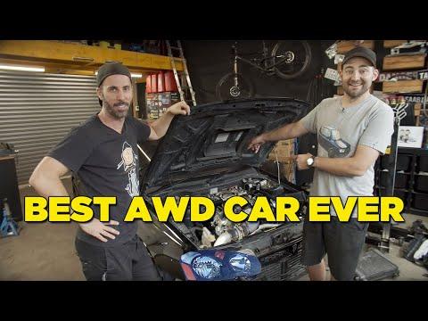 Fixing The Best JDM 2 Door AWD Car Ever Made