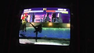 UMK3 Arcade - Noob Saibot Combos [HD]