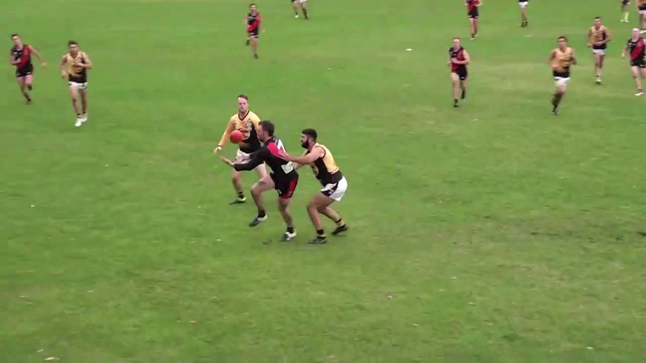 Rd 5 - Newtown Goals