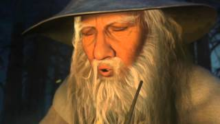 The Lord of the Rings Online: Shadows of Angmar Trailer 3