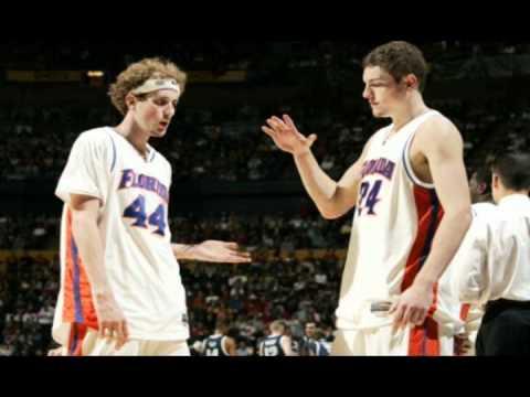 Gators Basketball 2007 SEC Champs