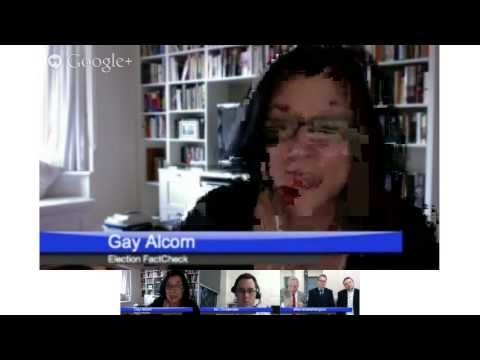 Mumbrella video hangout talks fact-checking