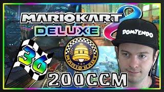 MARIO KART 8 DELUXE Part 36: Glocken-Cup 200ccm Deluxe mit Facecam