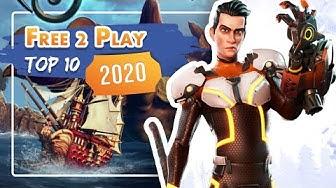 Die 10 BESTEN Free to Play Games für den PC 2020