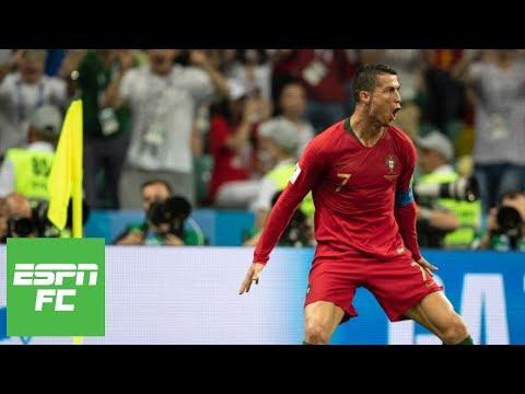 Cristiano Ronaldo hat trick vs. Spain reminds everyone he's still dominant | ESPN FC