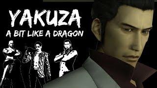 Playing Yakuza: A Bit Like a Dragon (Analysis/Review)