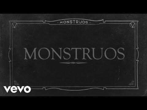 Leiva - Monstruos (Lyric Video)