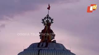 Divine View Of Patitapabana Bana Change Ritual At Puri Srimandir
