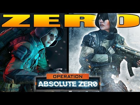 Black Ops 4: ZERO The New Specialist (Operation Absolute Zero)
