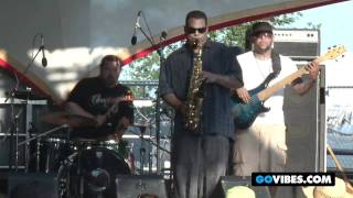Sam Kininger Band Performs Tribe Called Quest