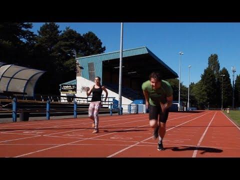 Meet The UK's Fastest Backwards Runner