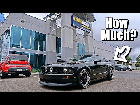 I Took My Nitrous Mustang To Carmax For An Appraisal