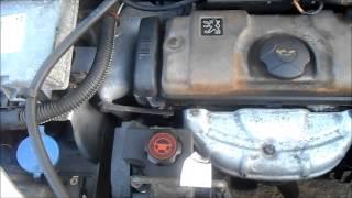 Problème moteur 206 1.4i(injecteur HS)