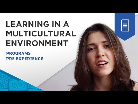 ESSEC Global BBA -  A unique learning experience in a multicultural environment