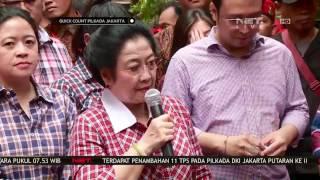 Quick Count Pilkada DKI - Pernyataan Megawati & Prabowo Terkait Pelaksanaan Pilkada DKI (1/12)