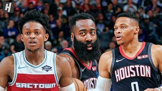 Houston Rockets vs Sacramento Kings - Full Game Highlights | December 23, 2019 | 2019-20 NBA Season