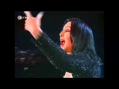 Cher    Believe live @ Die ZDF Kultnacht Let's Have A Party! 2009