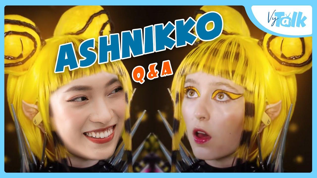 Trò chuyện cùng chủ nhân hit TikTok Daisy - Ashnikko Q&A VyTalk Ep.10