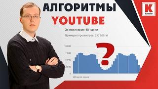 Алгоритмы YouTube. Что в черном ящике? Как раскрыть секрет алгоритмов ранжирования видео?(, 2017-02-02T14:35:15.000Z)