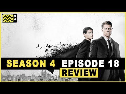 Gotham Season 4 Episode 18 Review & Reaction   AfterBuzz TV