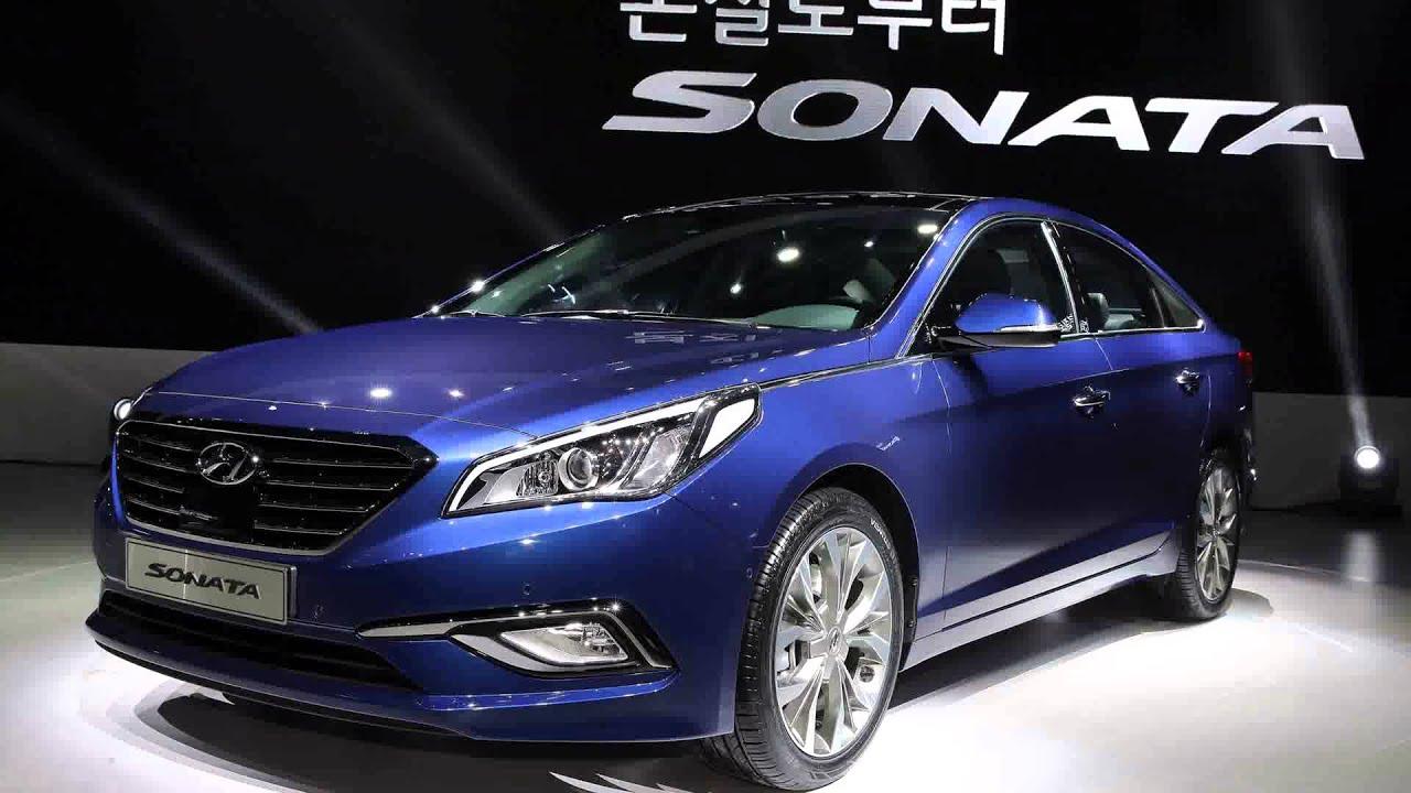 2017 Hyundai Sonata Colors