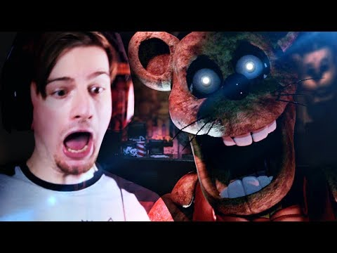 THE ESTABLISHMENT HAS CHANGED! || Fredbear's Fright (Nights 1 - 3)