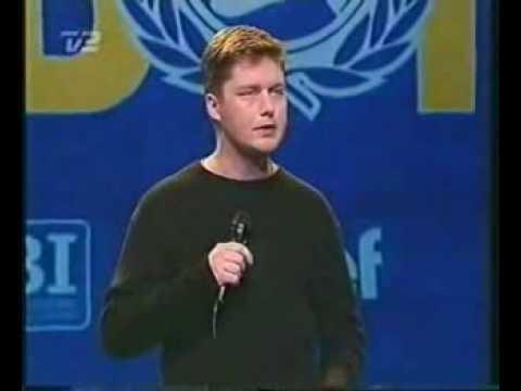 Talegaver til børn 1998 : Lasse Rimmer - YouTube