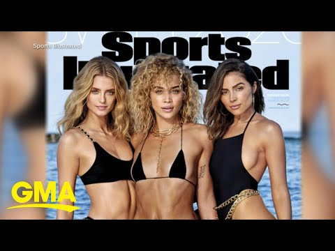 Sports Illustrated reveals cover of 2020 Swimsuit Issue l GMA