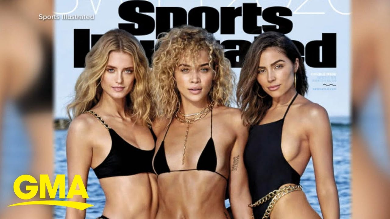 Sports Illustrated Reveals Cover Of 2020 Swimsuit Issue L Gma Youtube