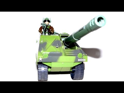 1984 Slugger & Thunder (Self-Propelled Cannon) G.I. Joe review