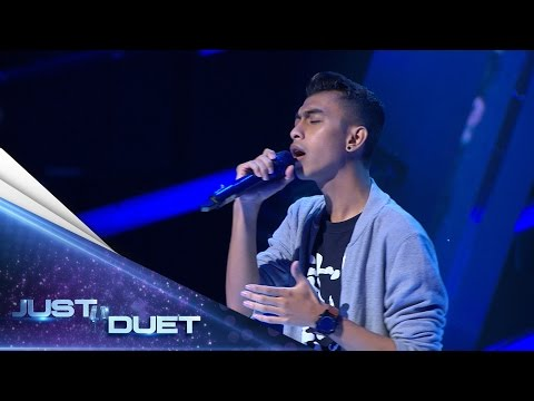 Yo! Prince Husein got 4 hearts with My Boo's by Usher ft. Alicia Keys - Audition 3 - Just Duet
